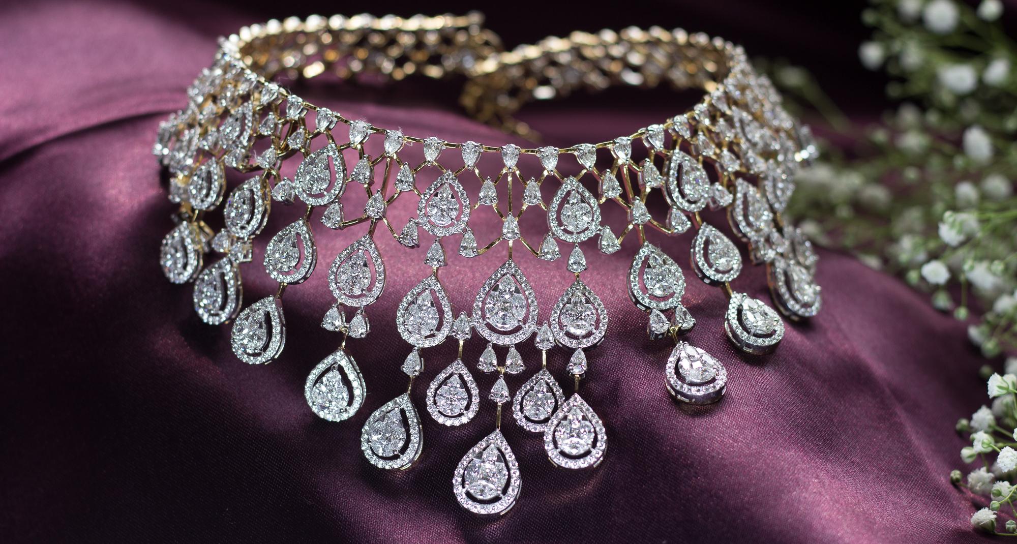 Shailja's Diamond jewelery